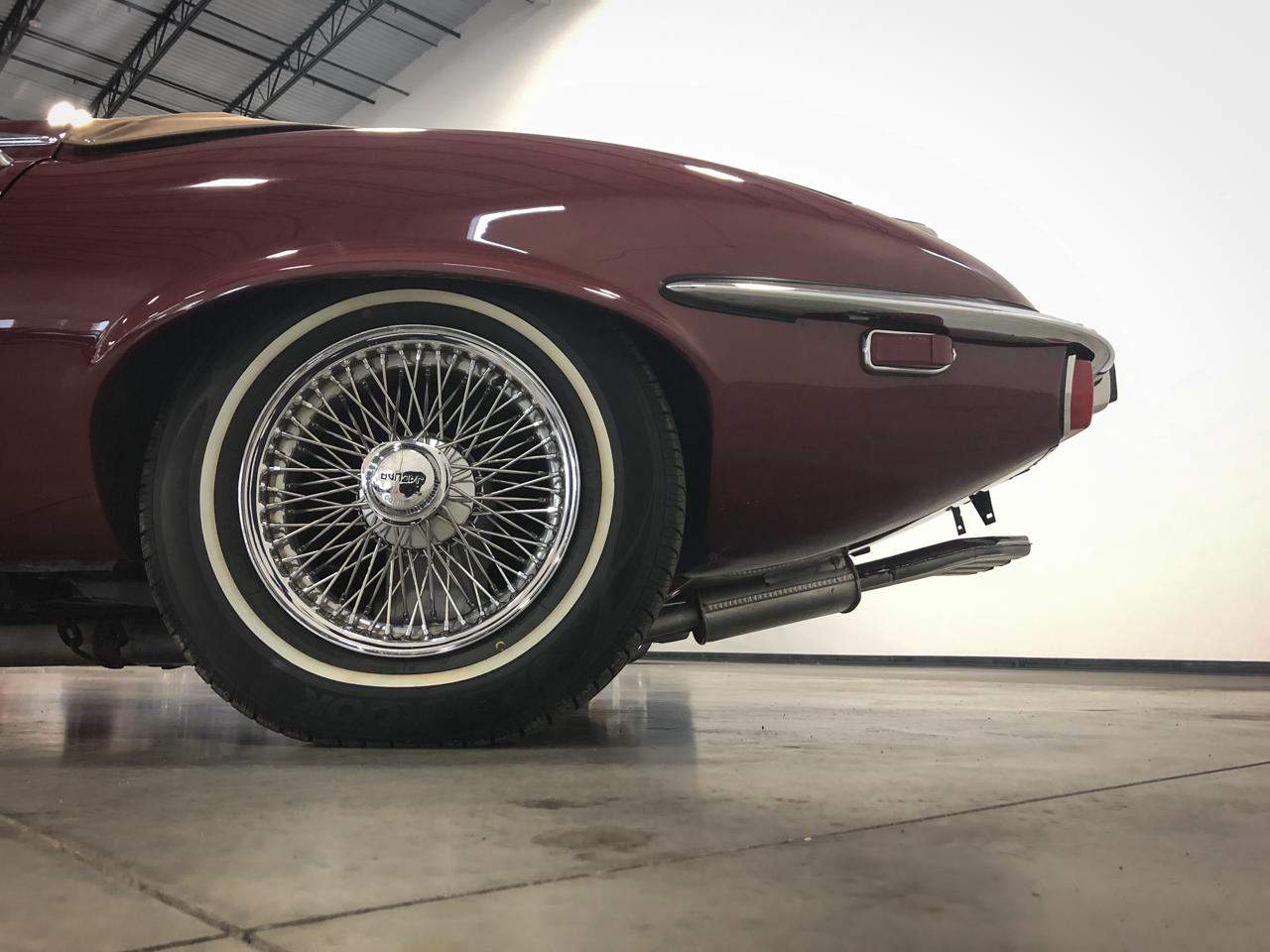 1973 Jaguar XKE 57