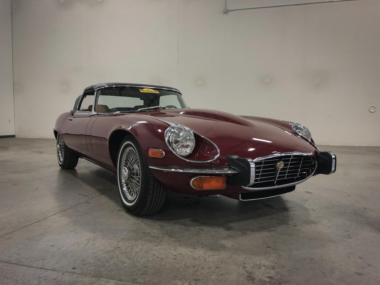 1973 Jaguar XKE 58