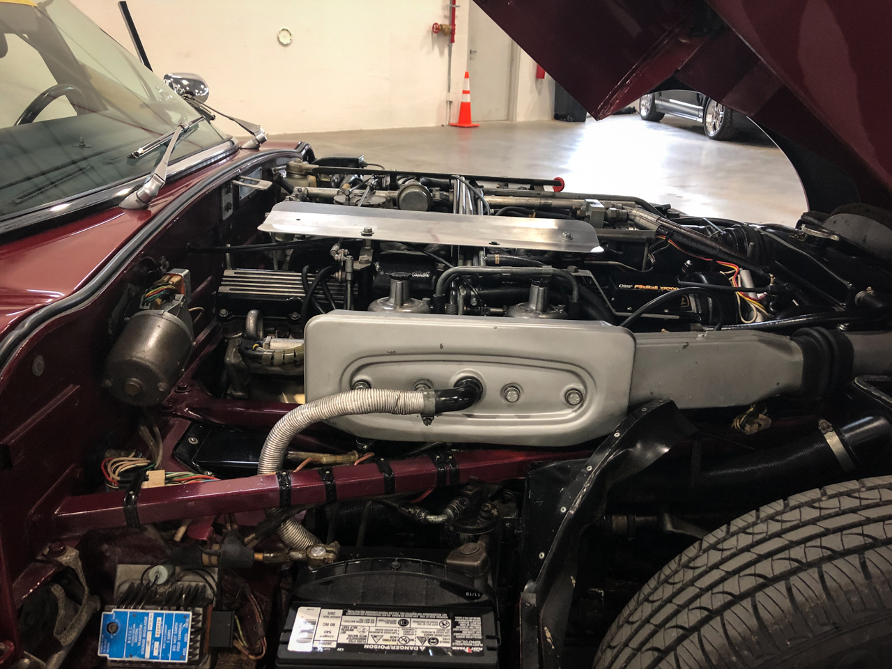 1973 Jaguar XKE 59