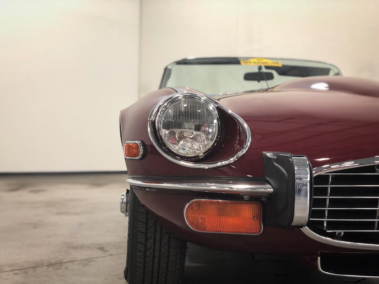 1973 Jaguar XKE 66