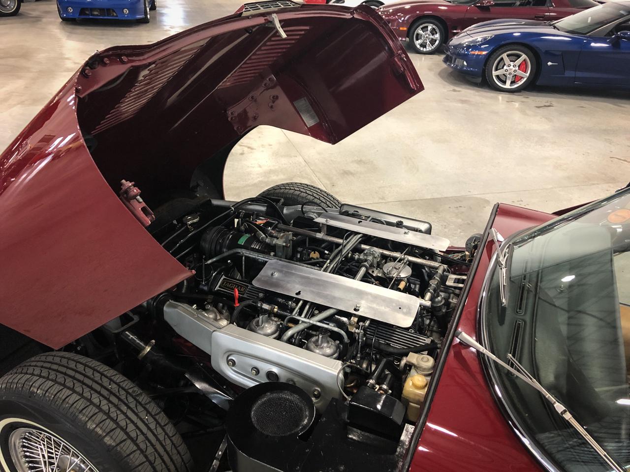 1973 Jaguar XKE 67
