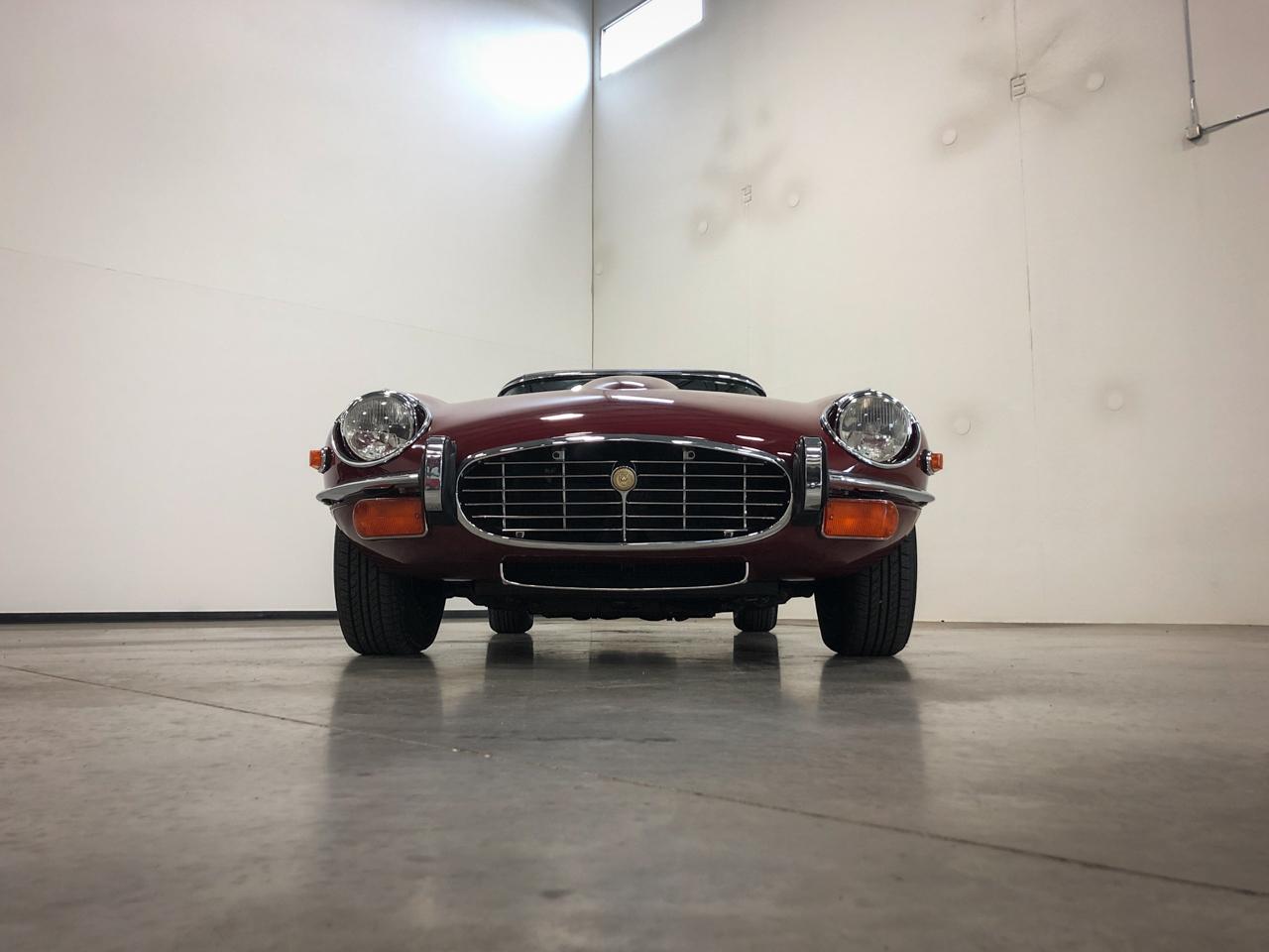 1973 Jaguar XKE 81