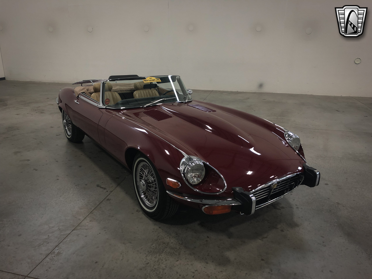 1973 Jaguar XKE 92