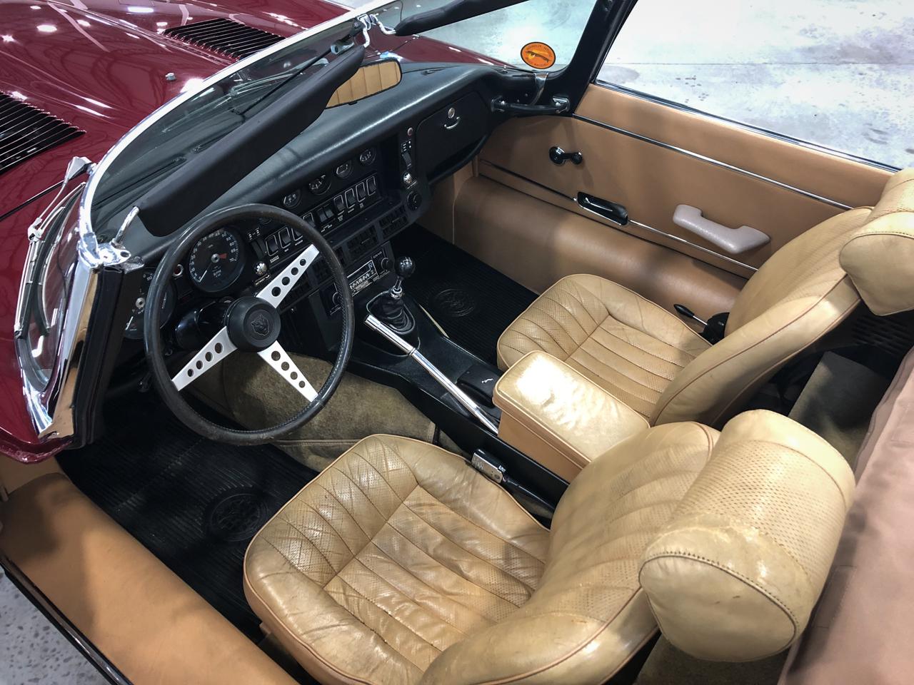 1973 Jaguar XKE 94