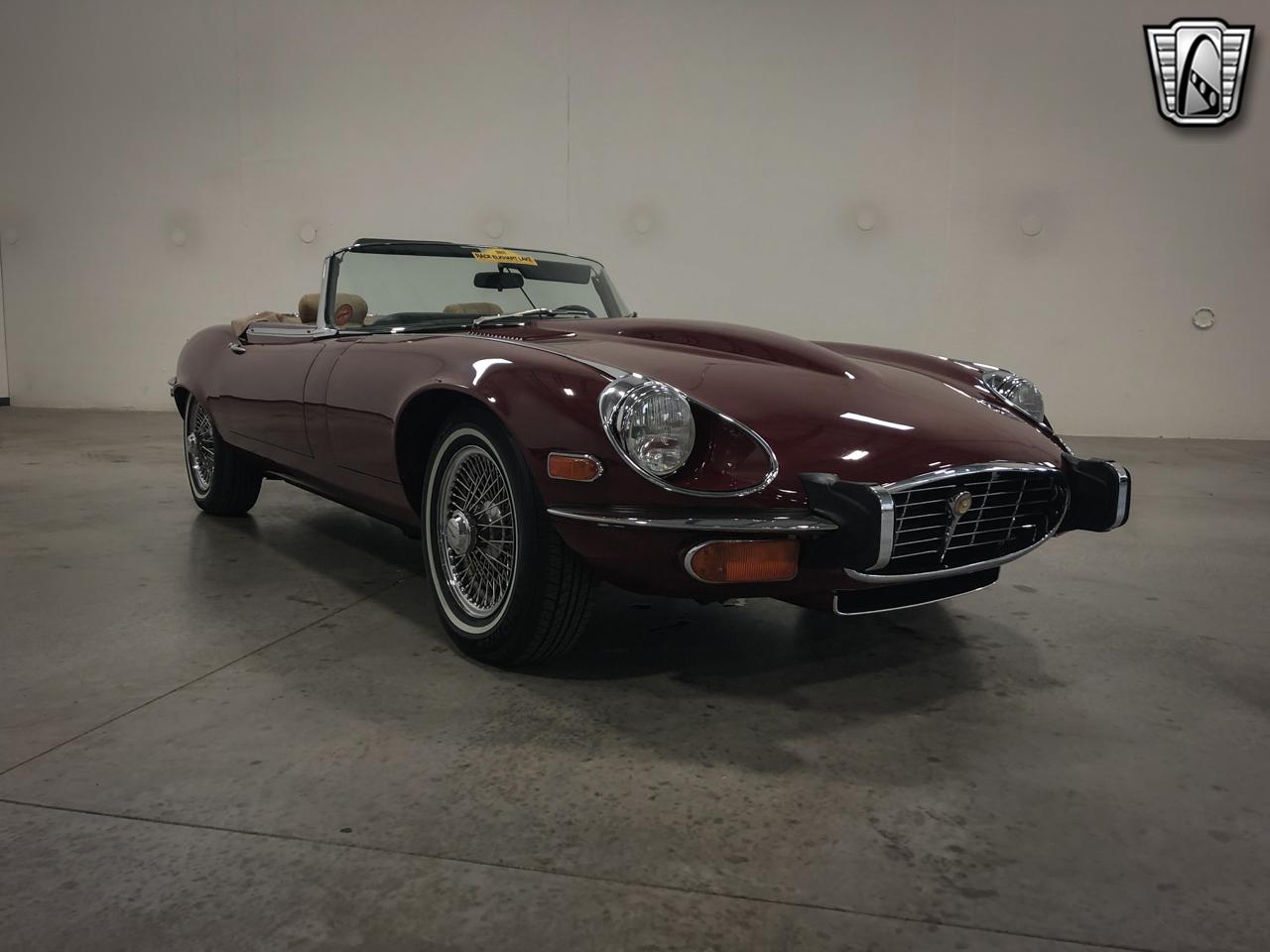 1973 Jaguar XKE 96