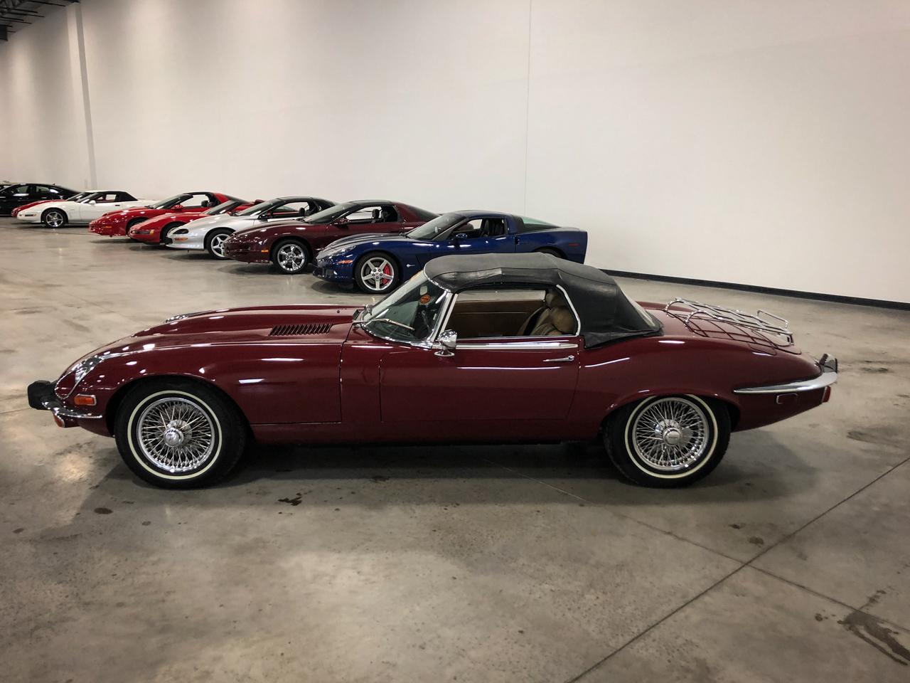1973 Jaguar XKE 97