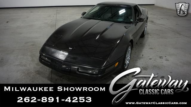 1991 Chevrolet Corvette<br><span style='font-size: large; font-style: italic'><b>  </b></span>