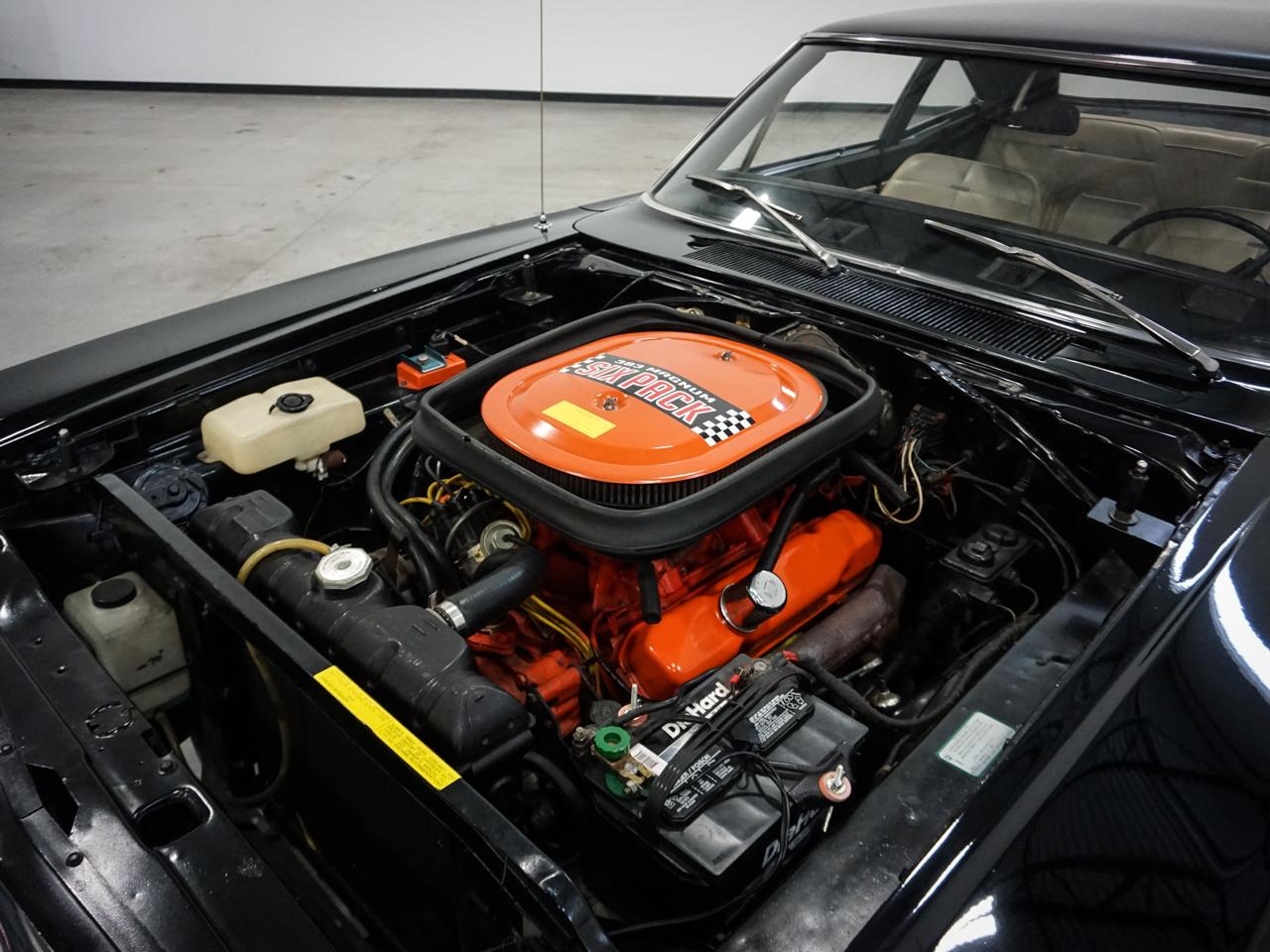 1969 Dodge Coronet 72