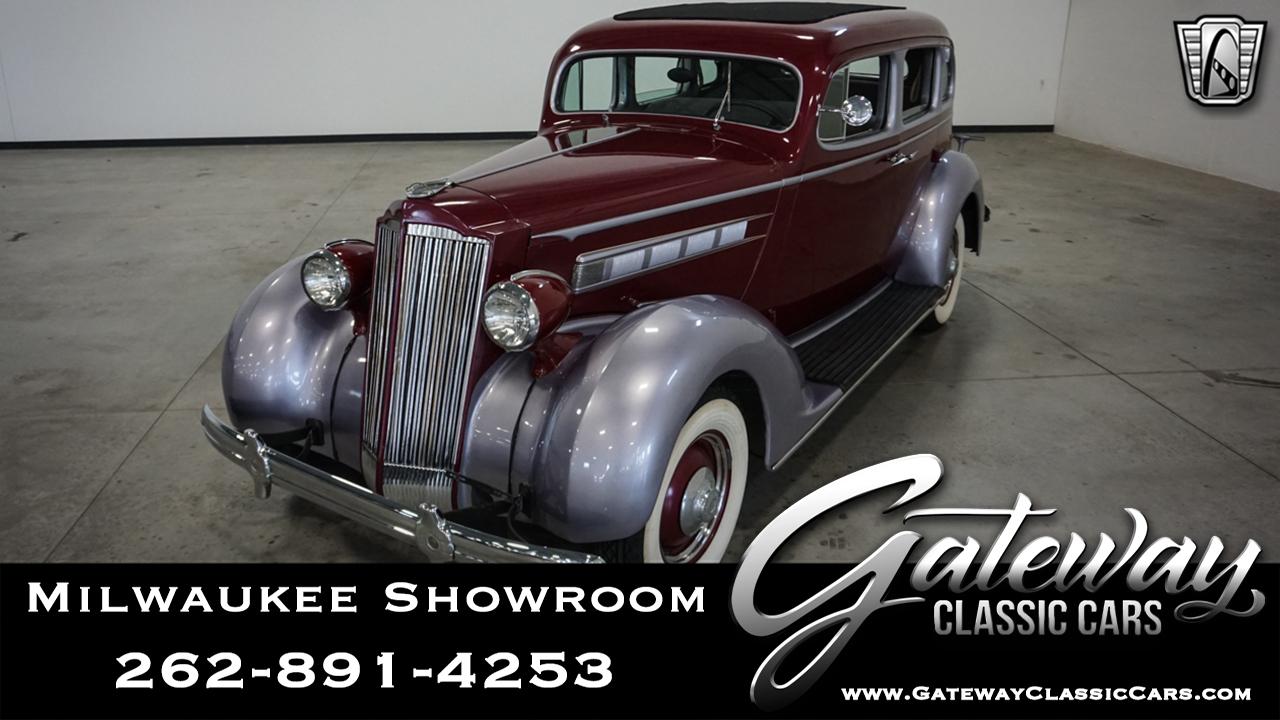 Used 1936 Packard 120