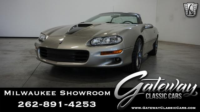 2000 Chevrolet Camaro<br><span style='font-size: large; font-style: italic'><b>Z28 </b></span>