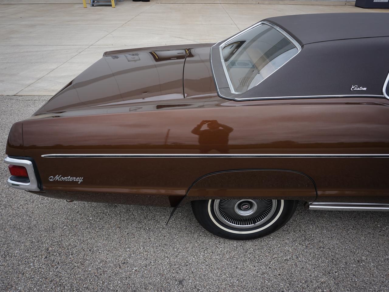 1971 Mercury Monterey 20
