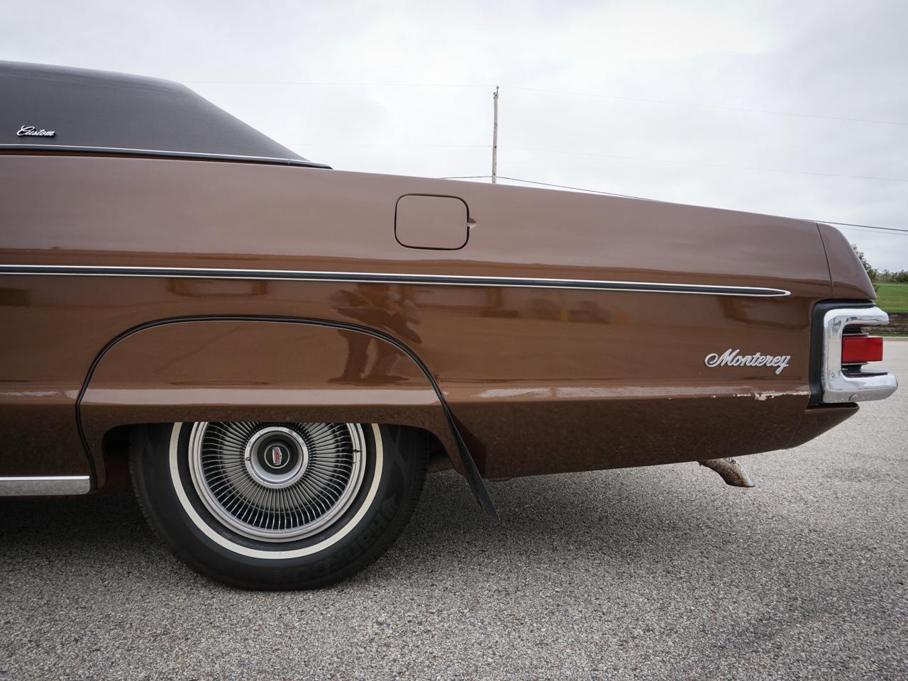 1971 Mercury Monterey 25