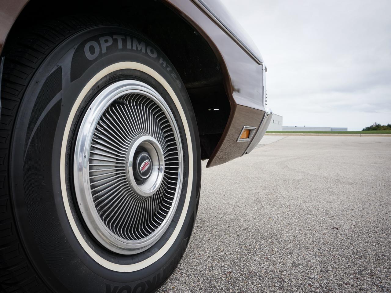 1971 Mercury Monterey 88