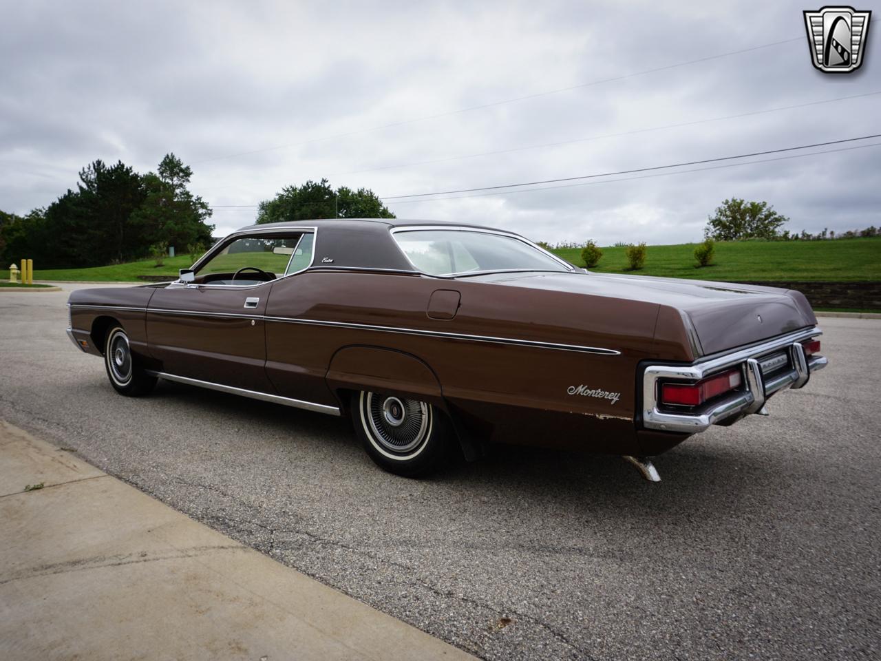 1971 Mercury Monterey 7