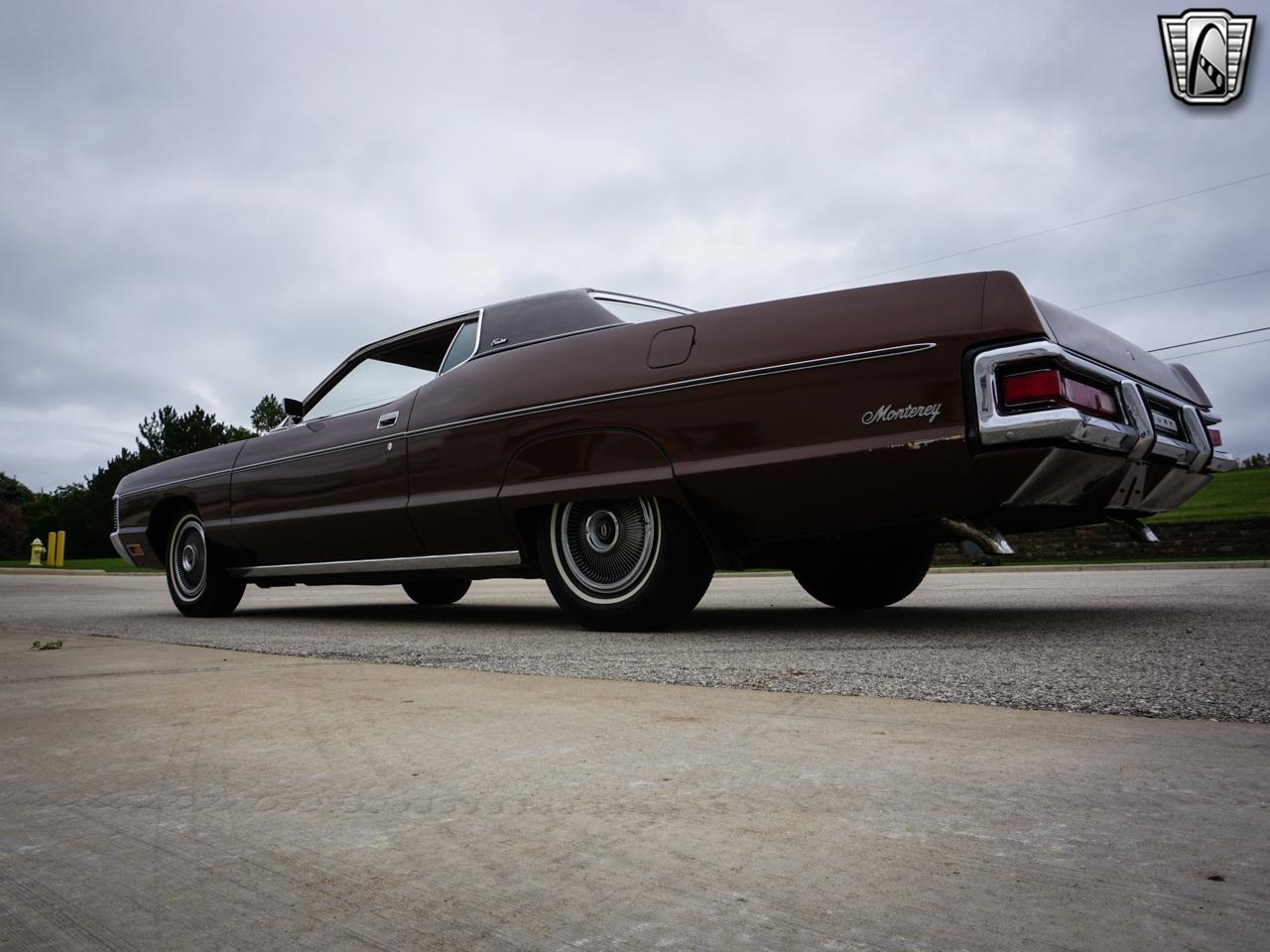 1971 Mercury Monterey 8