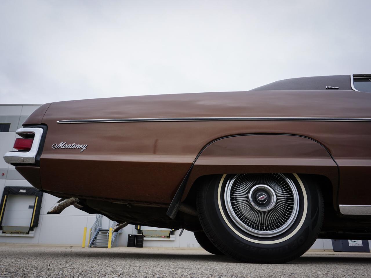 1971 Mercury Monterey 32