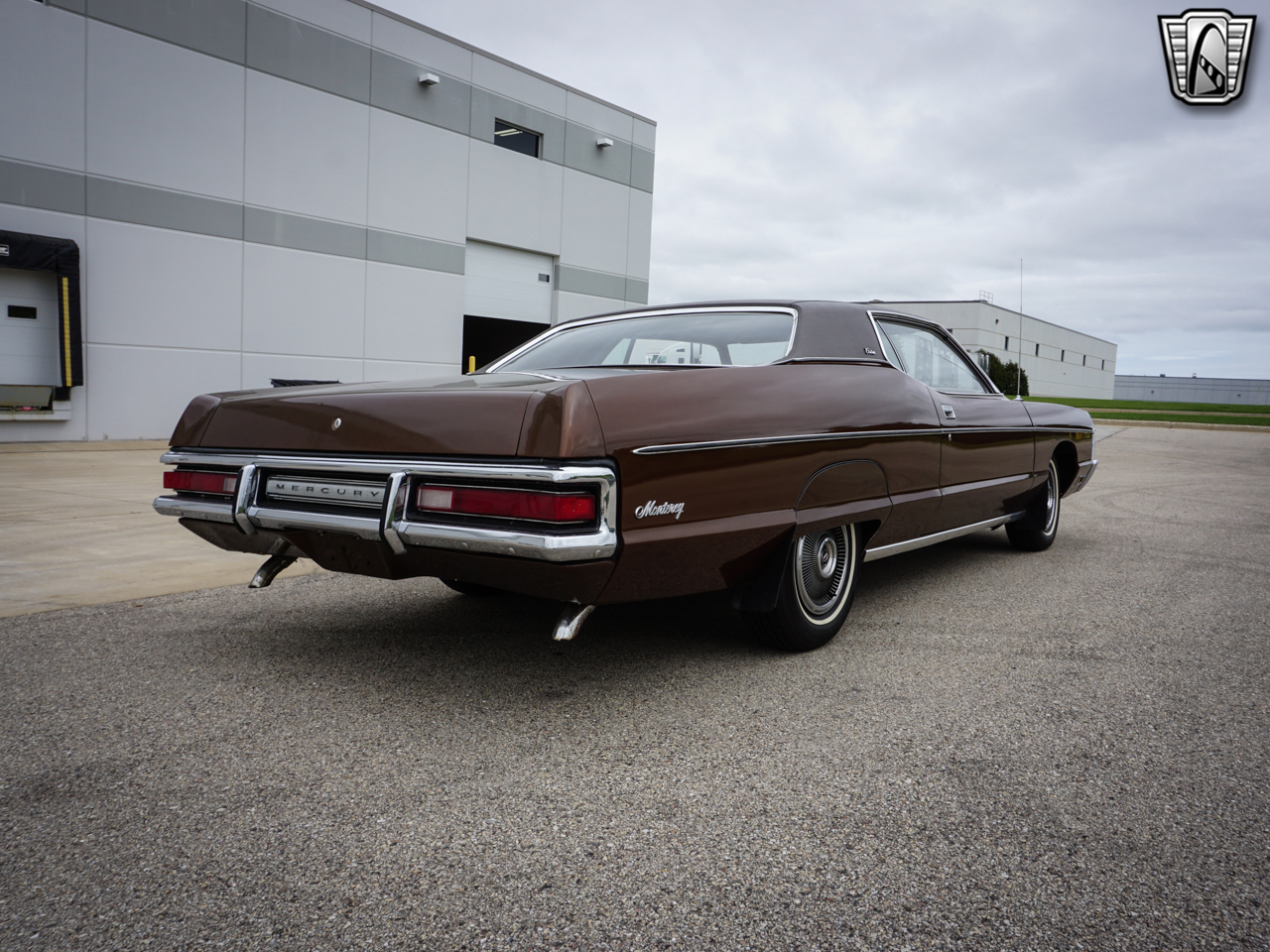 1971 Mercury Monterey 11