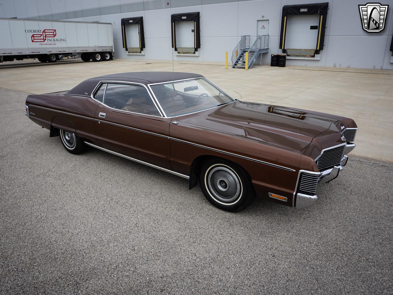 1971 Mercury Monterey 95