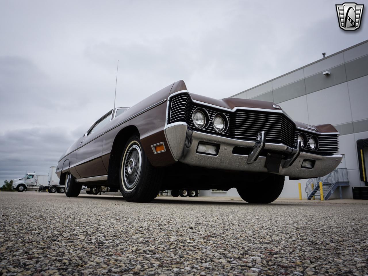 1971 Mercury Monterey 16