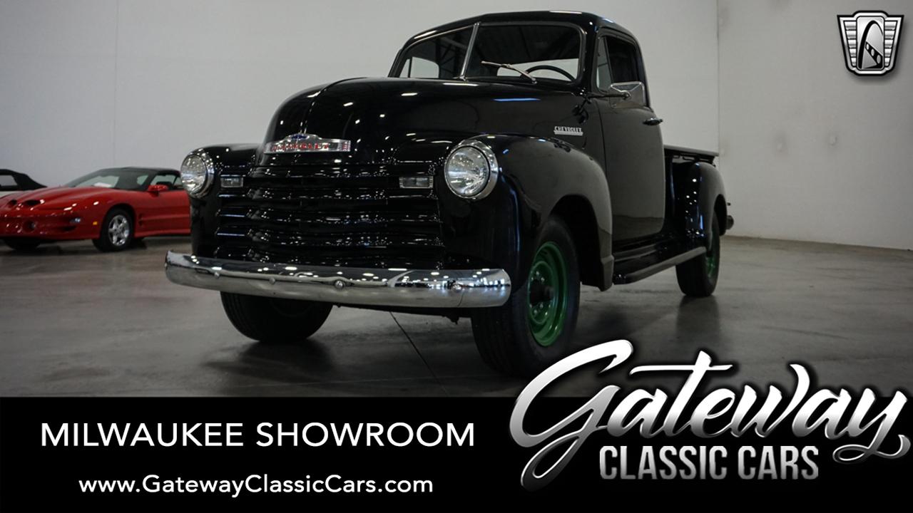 Used 1952 Chevrolet 3600
