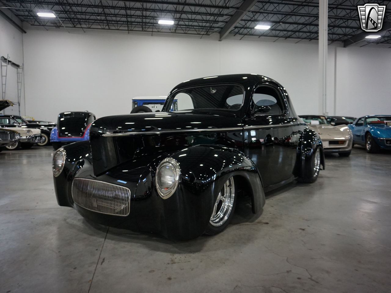 1941 Willys Coupe 3
