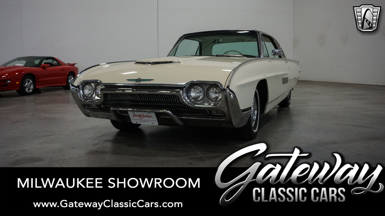 Used 1963 Ford Thunderbird