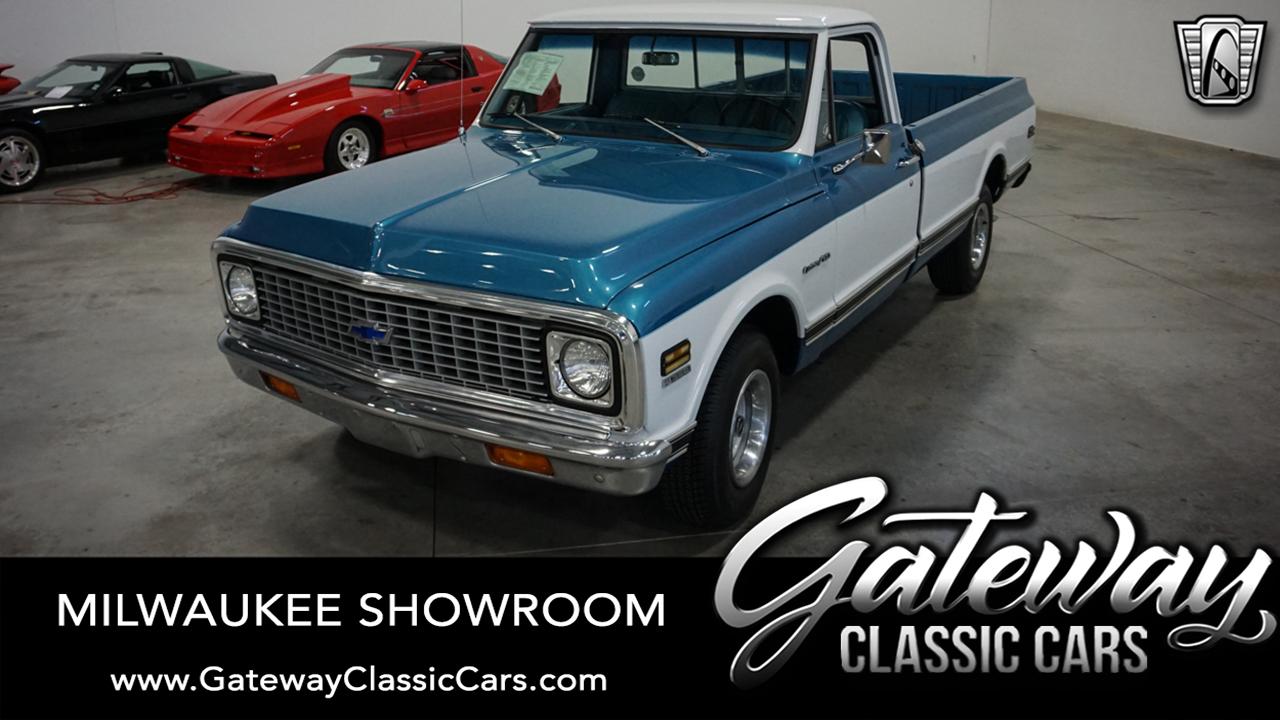 Used 1971 Chevrolet C10