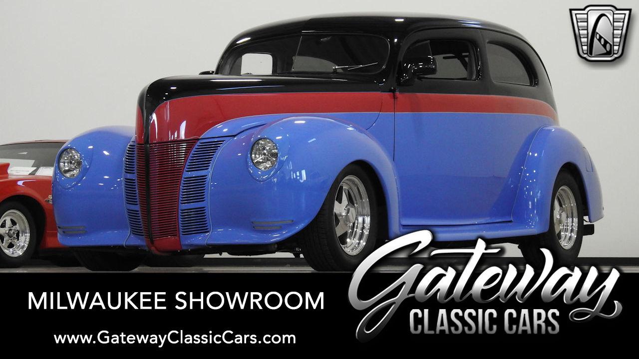 Used 1940 Ford Sedan
