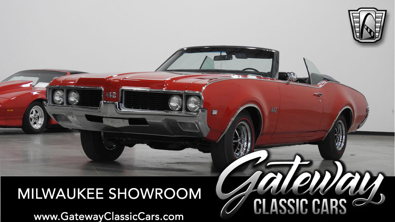 Used 1969 Oldsmobile 442