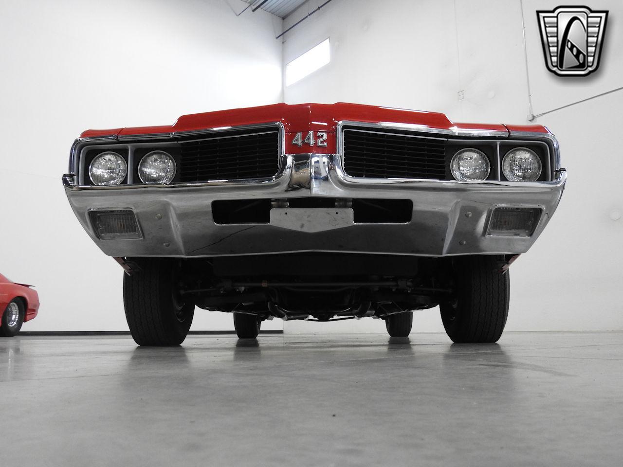 1969 Oldsmobile 442 81
