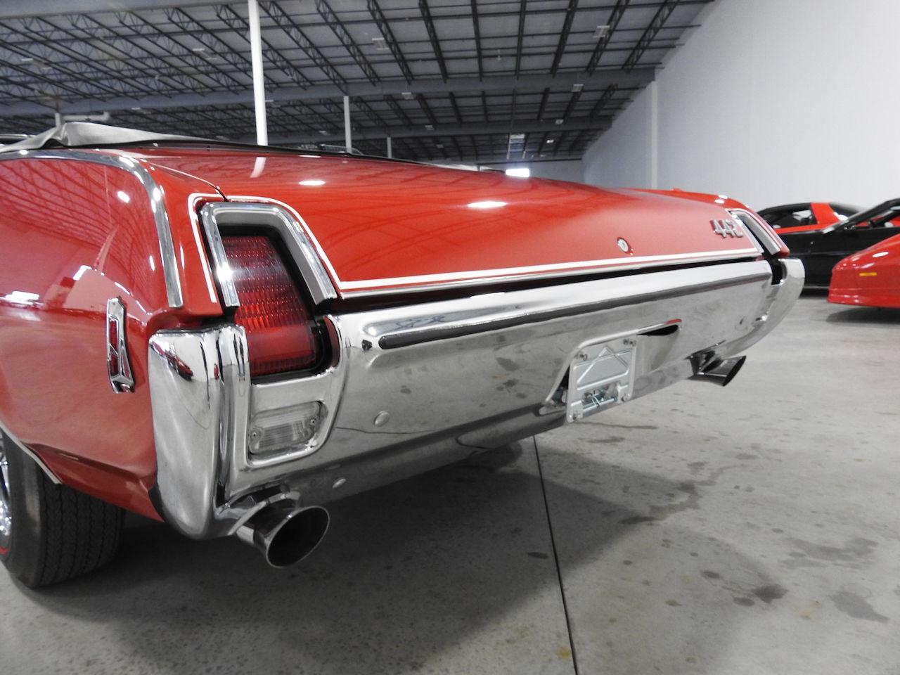 1969 Oldsmobile 442 22