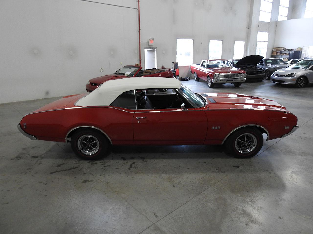 1969 Oldsmobile 442 43