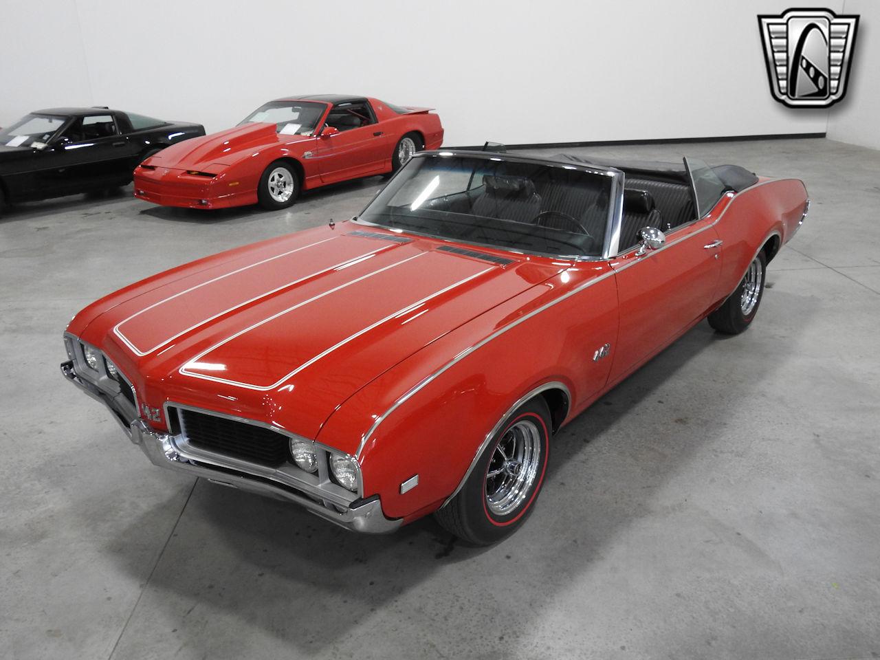 1969 Oldsmobile 442 1