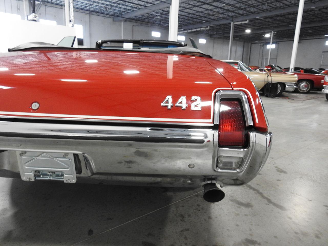 1969 Oldsmobile 442 23