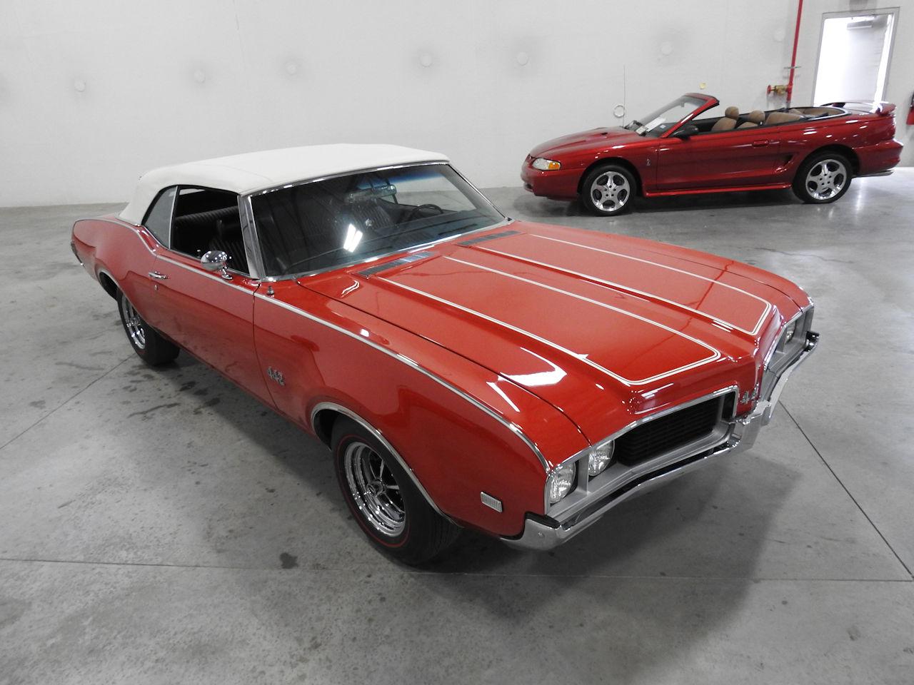 1969 Oldsmobile 442 44
