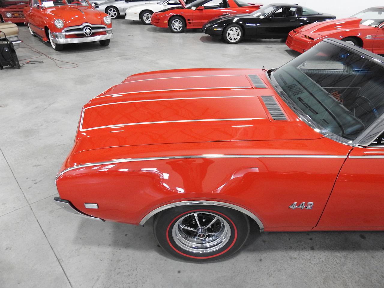 1969 Oldsmobile 442 83