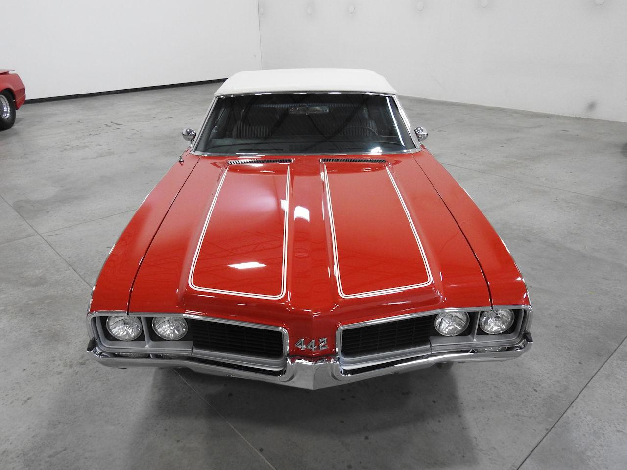 1969 Oldsmobile 442 46