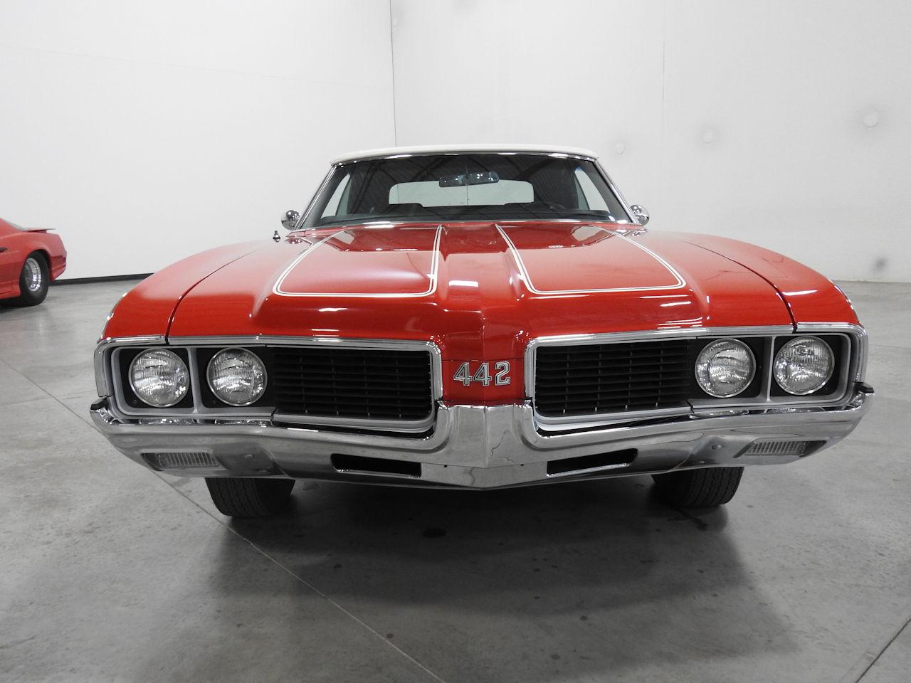 1969 Oldsmobile 442 47