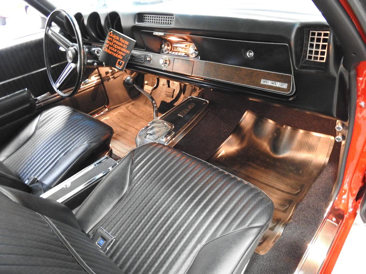 1969 Oldsmobile 442 69