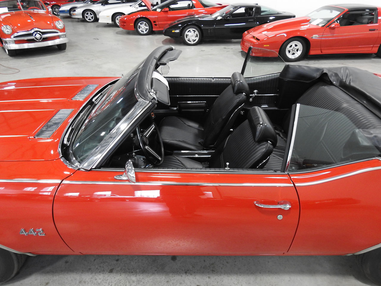 1969 Oldsmobile 442 26