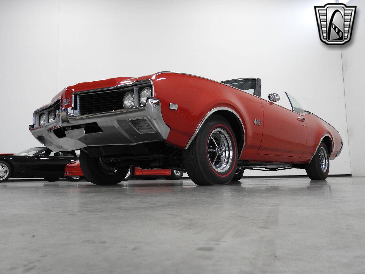 1969 Oldsmobile 442 5