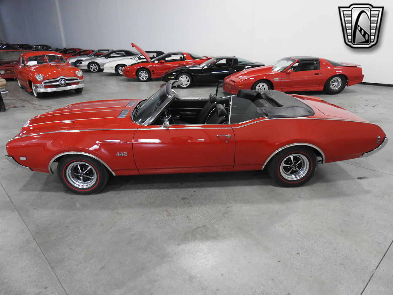 1969 Oldsmobile 442 6