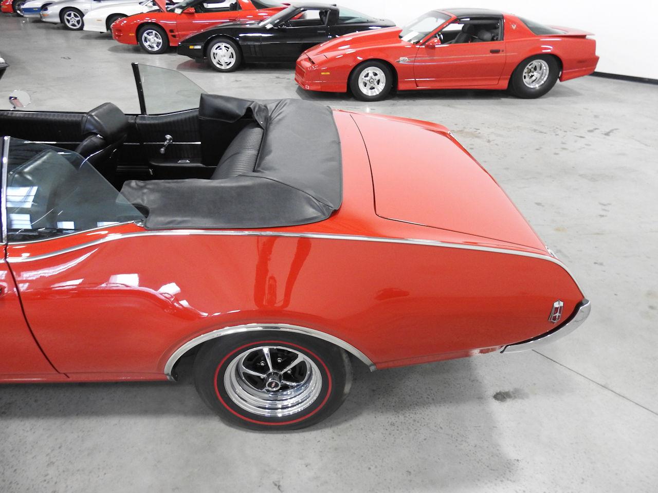1969 Oldsmobile 442 87
