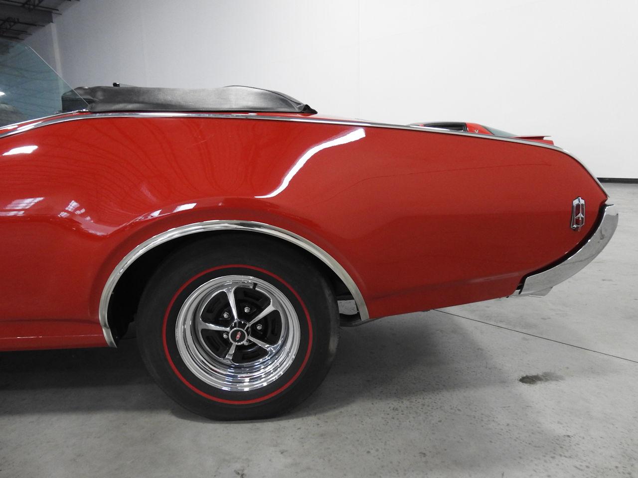 1969 Oldsmobile 442 28