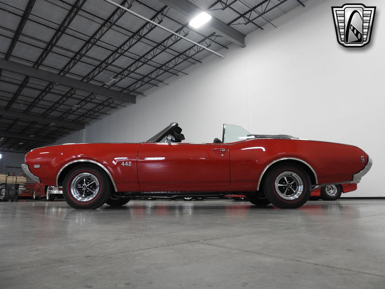 1969 Oldsmobile 442 8