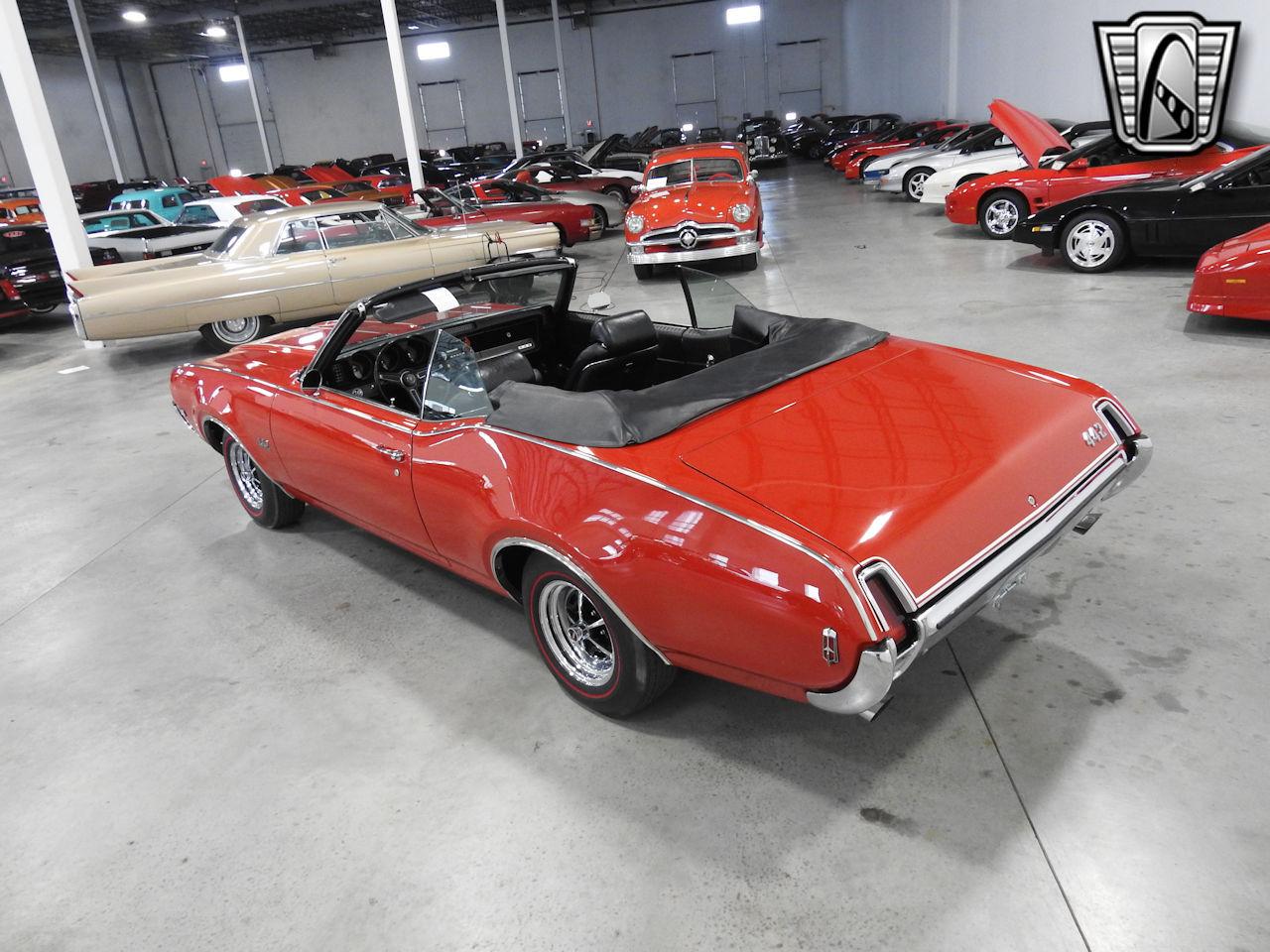 1969 Oldsmobile 442 89