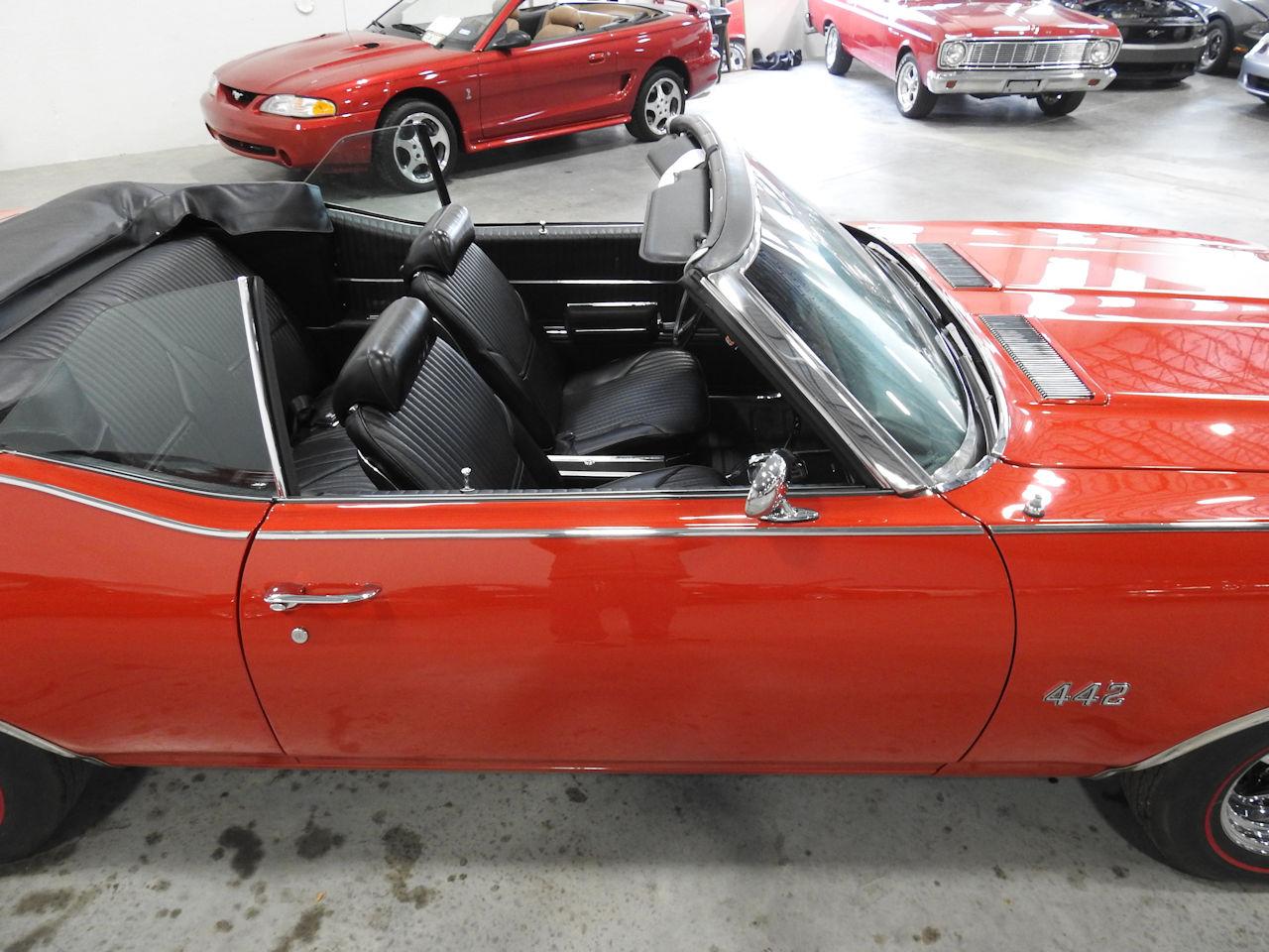 1969 Oldsmobile 442 30