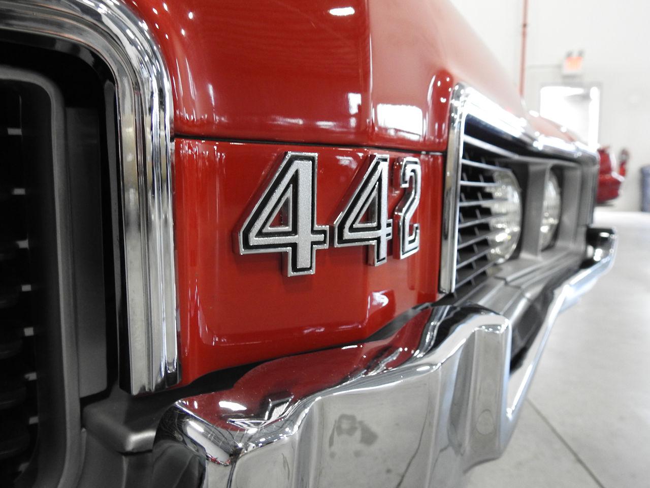 1969 Oldsmobile 442 52