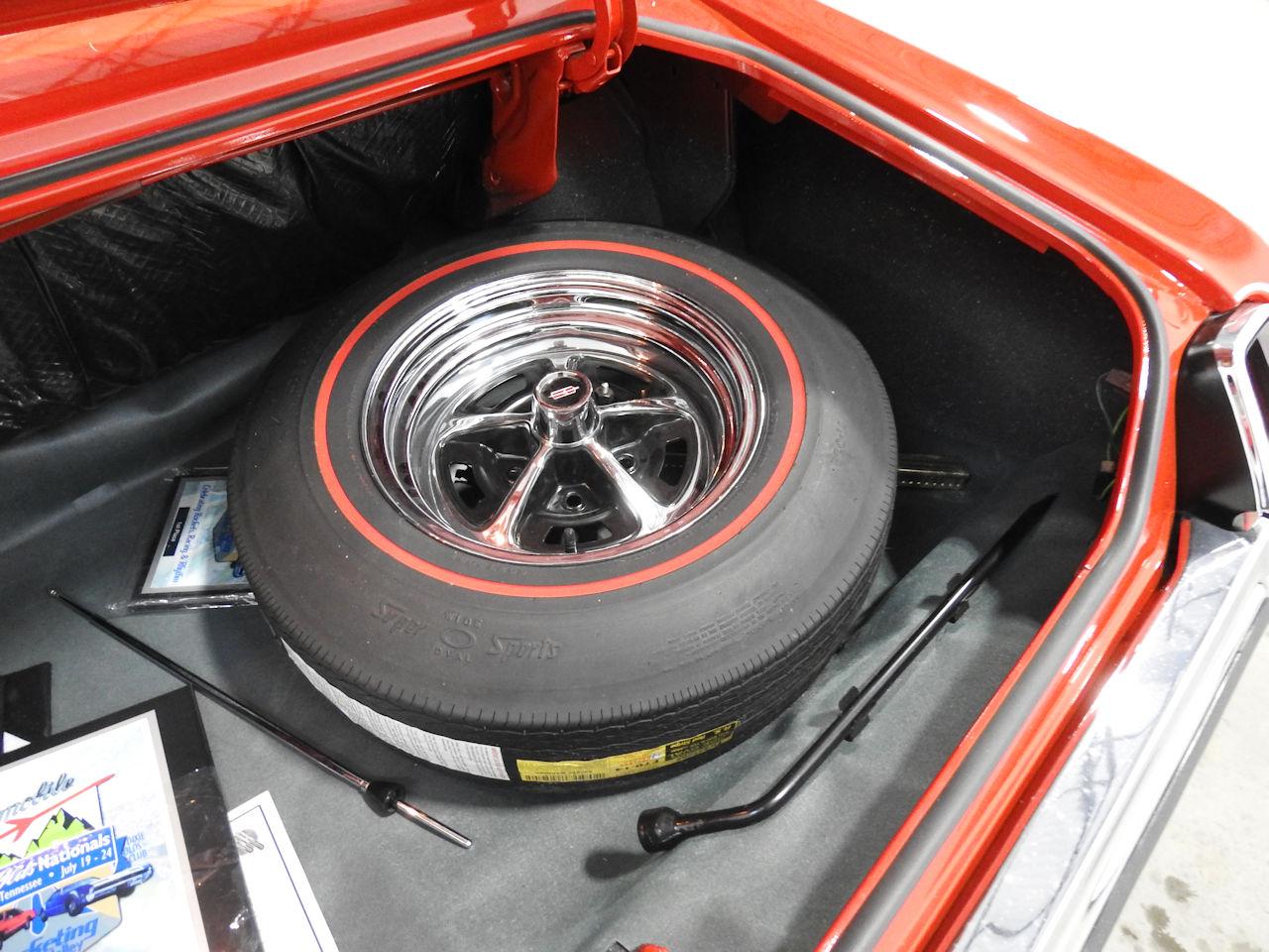 1969 Oldsmobile 442 74