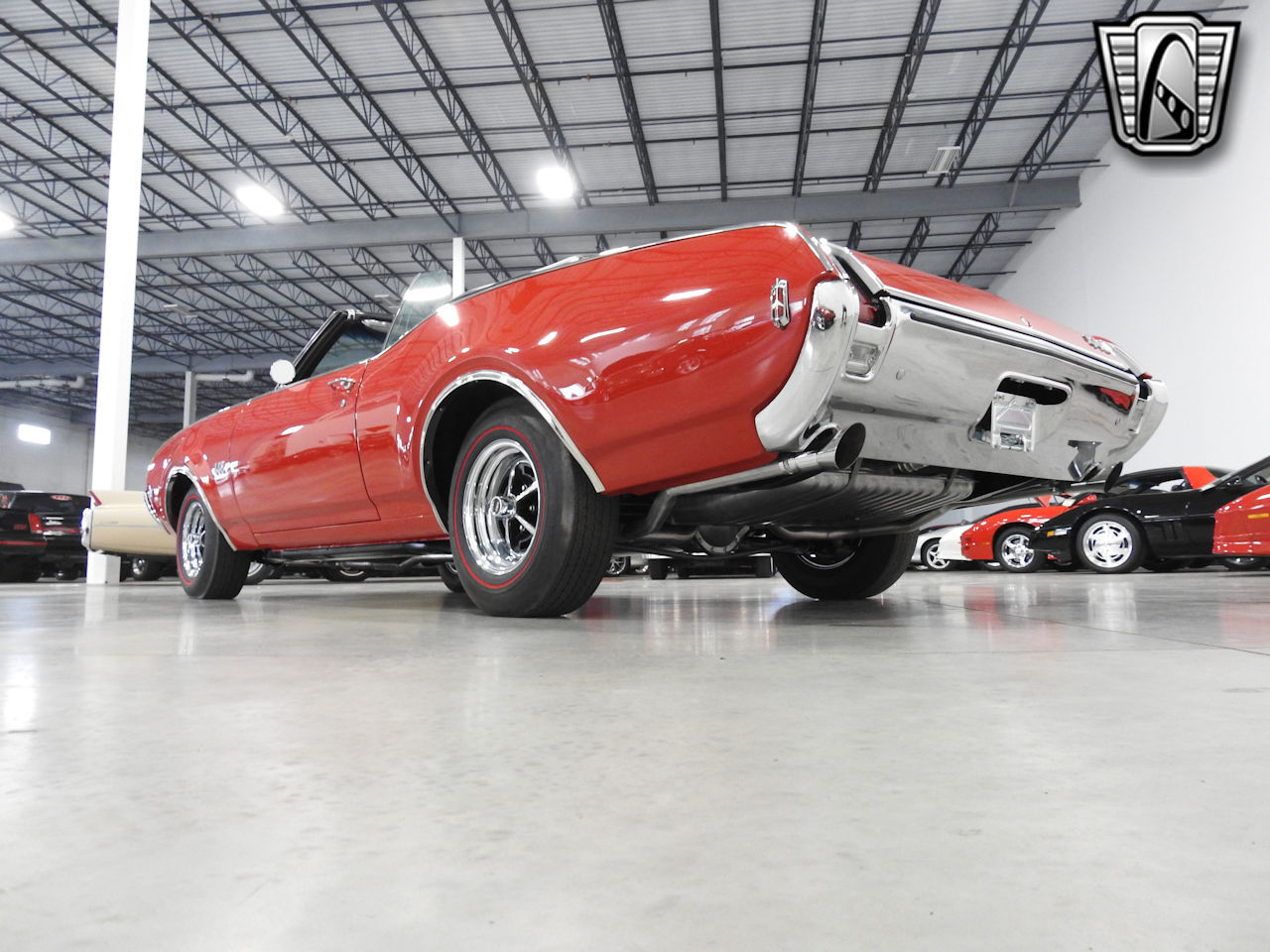 1969 Oldsmobile 442 10